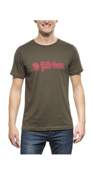 Fjällräven Retro T-Shirt Men Olive